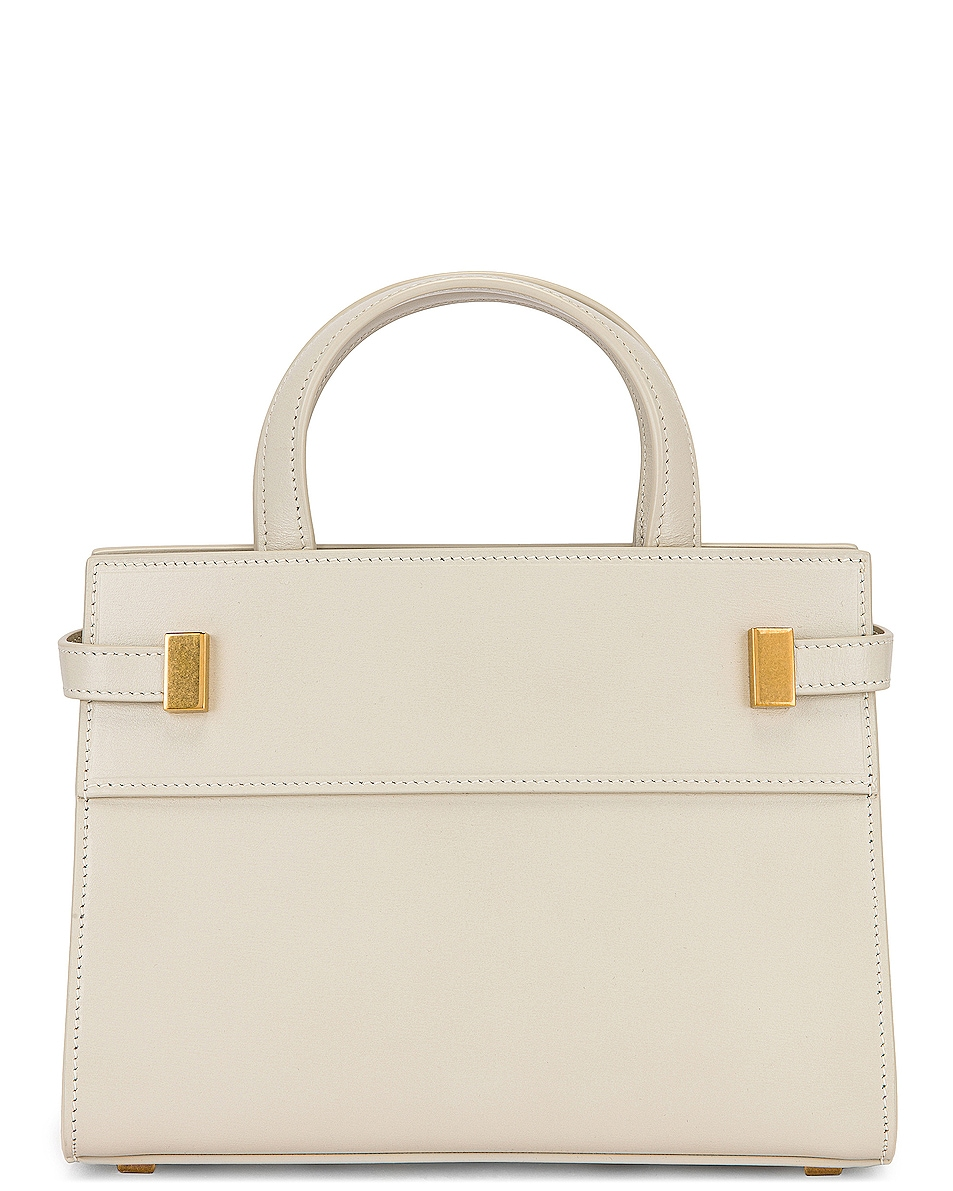 Image 3 of Saint Laurent Bag Manhattan in Crema Soft