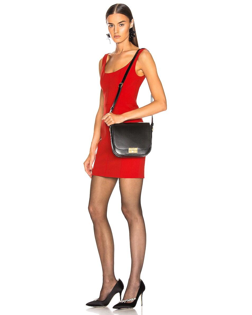 Image 2 of Saint Laurent Betty Satchel Bag in Black