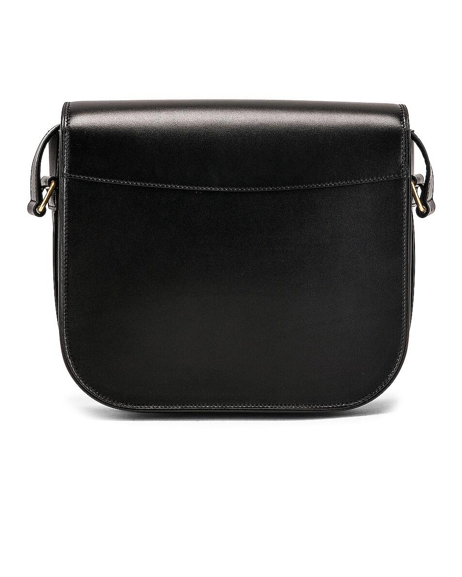 Image 3 of Saint Laurent Betty Satchel Bag in Black