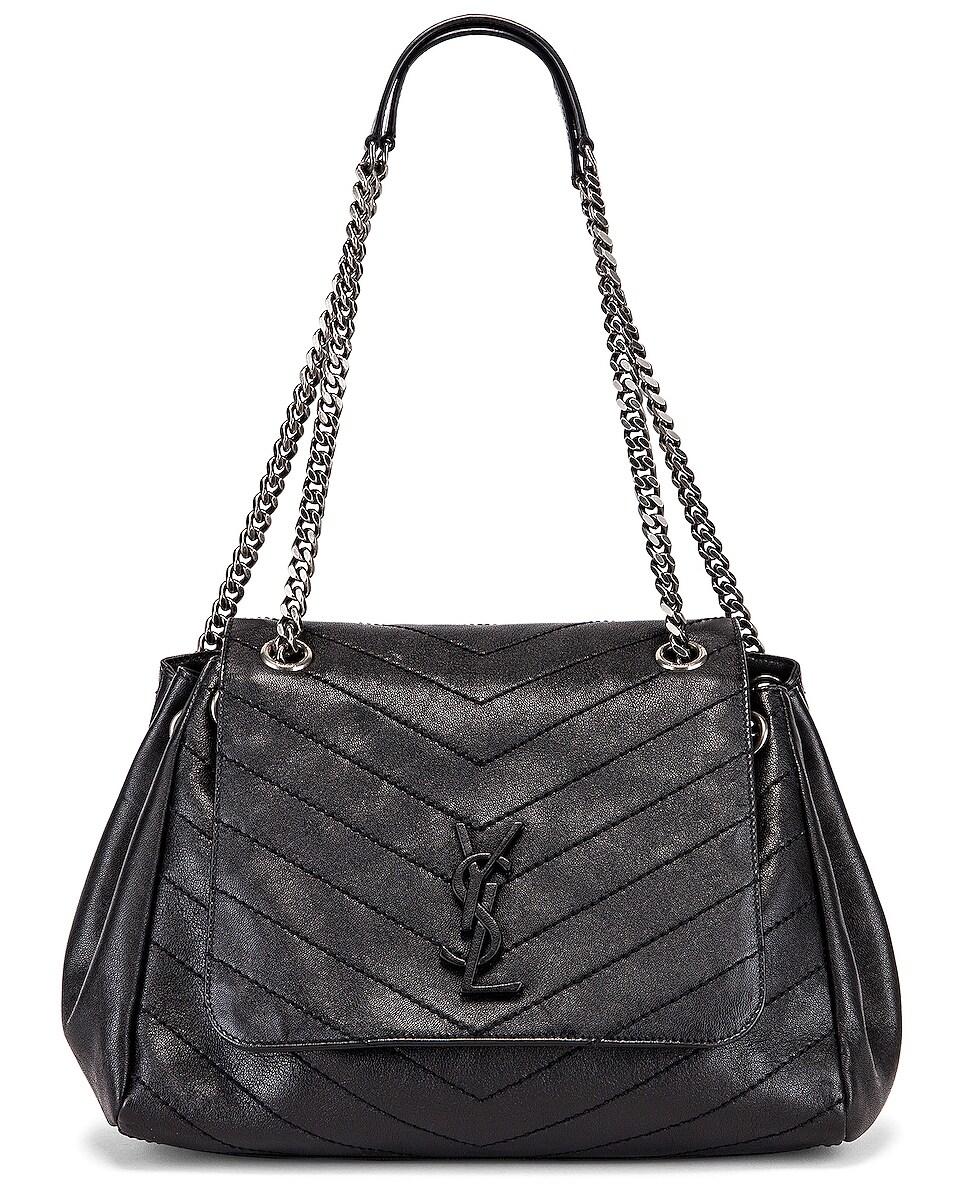 Image 1 of Saint Laurent Nolita Bag in Black