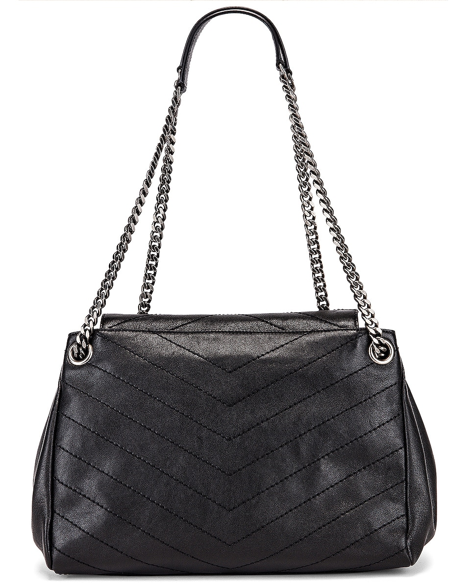 Image 3 of Saint Laurent Nolita Bag in Black