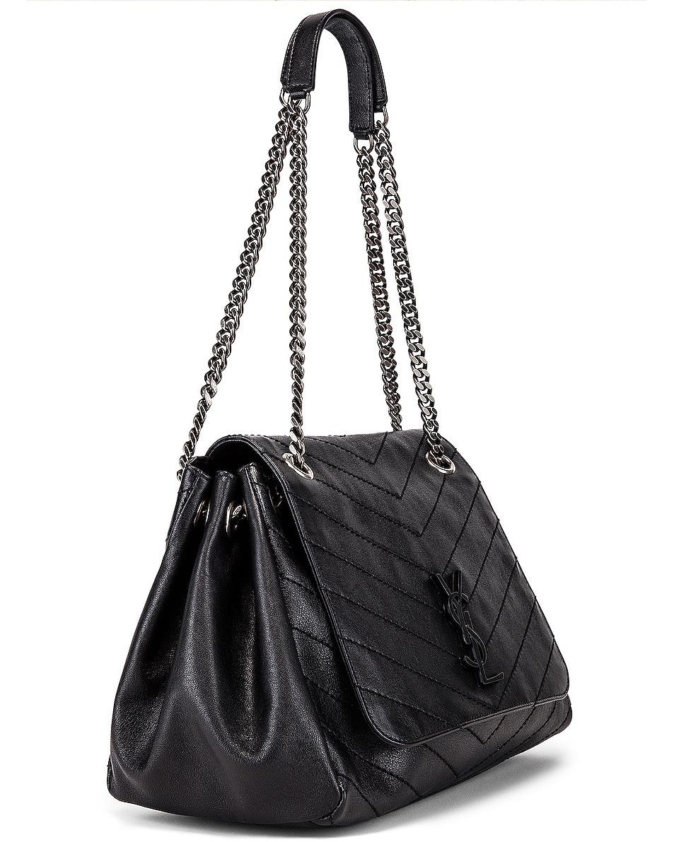 Image 4 of Saint Laurent Nolita Bag in Black