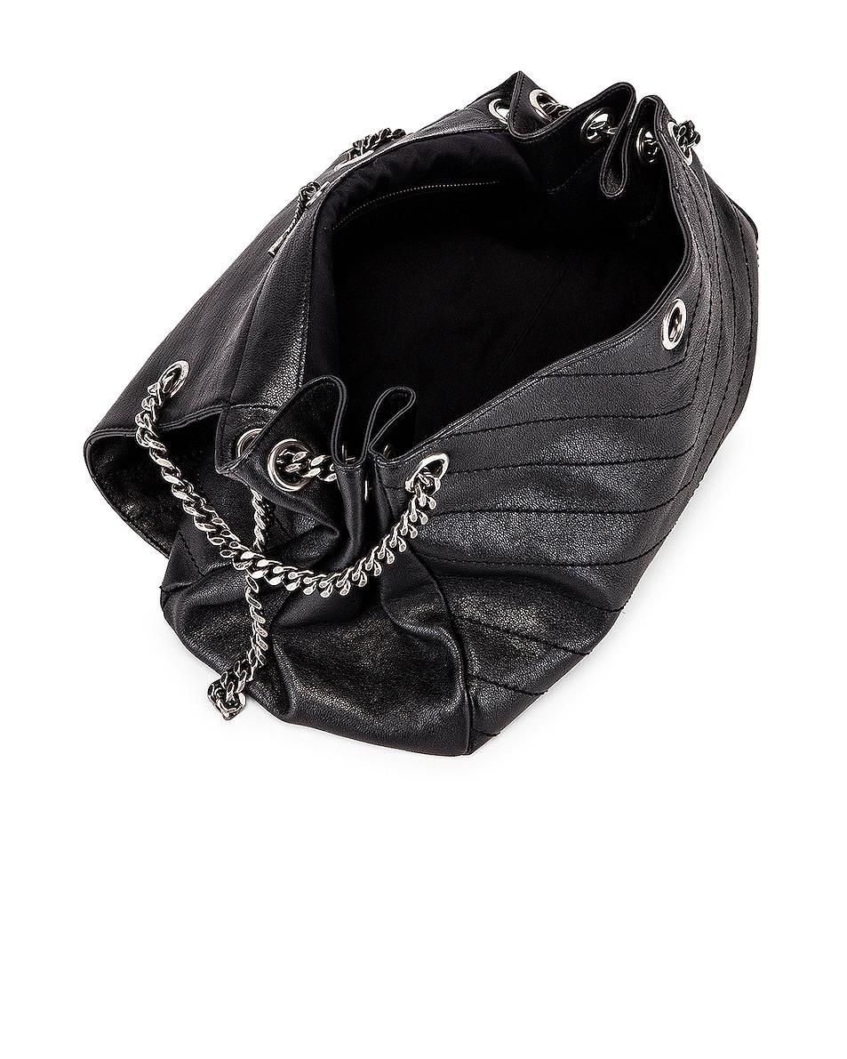 Image 5 of Saint Laurent Nolita Bag in Black