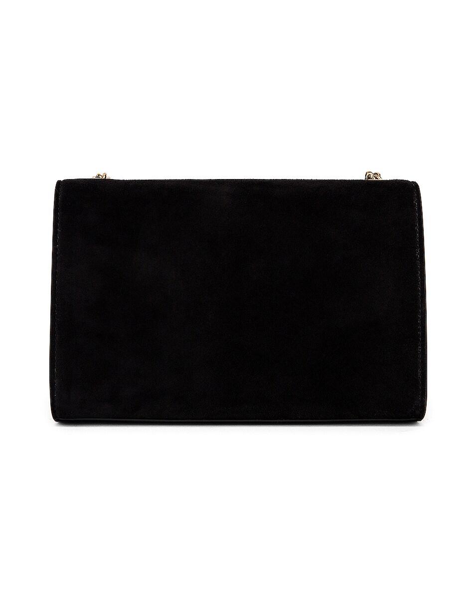 Image 3 of Saint Laurent Small Monogramme Kate Bag in Black