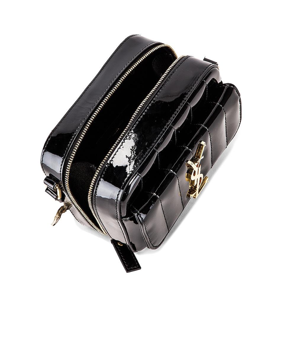 Image 5 of Saint Laurent Vicky Bag in Black