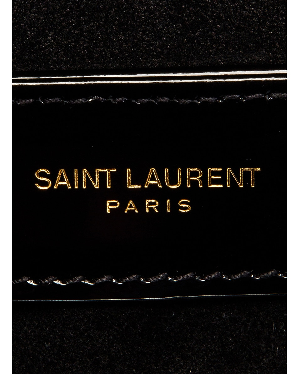 Image 6 of Saint Laurent 90s Bag in Black
