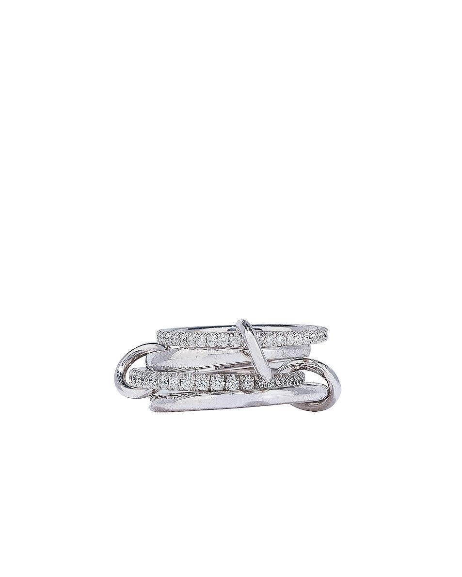 Image 3 of Spinelli Kilcollin Polaris WG Ring in 18K White Gold