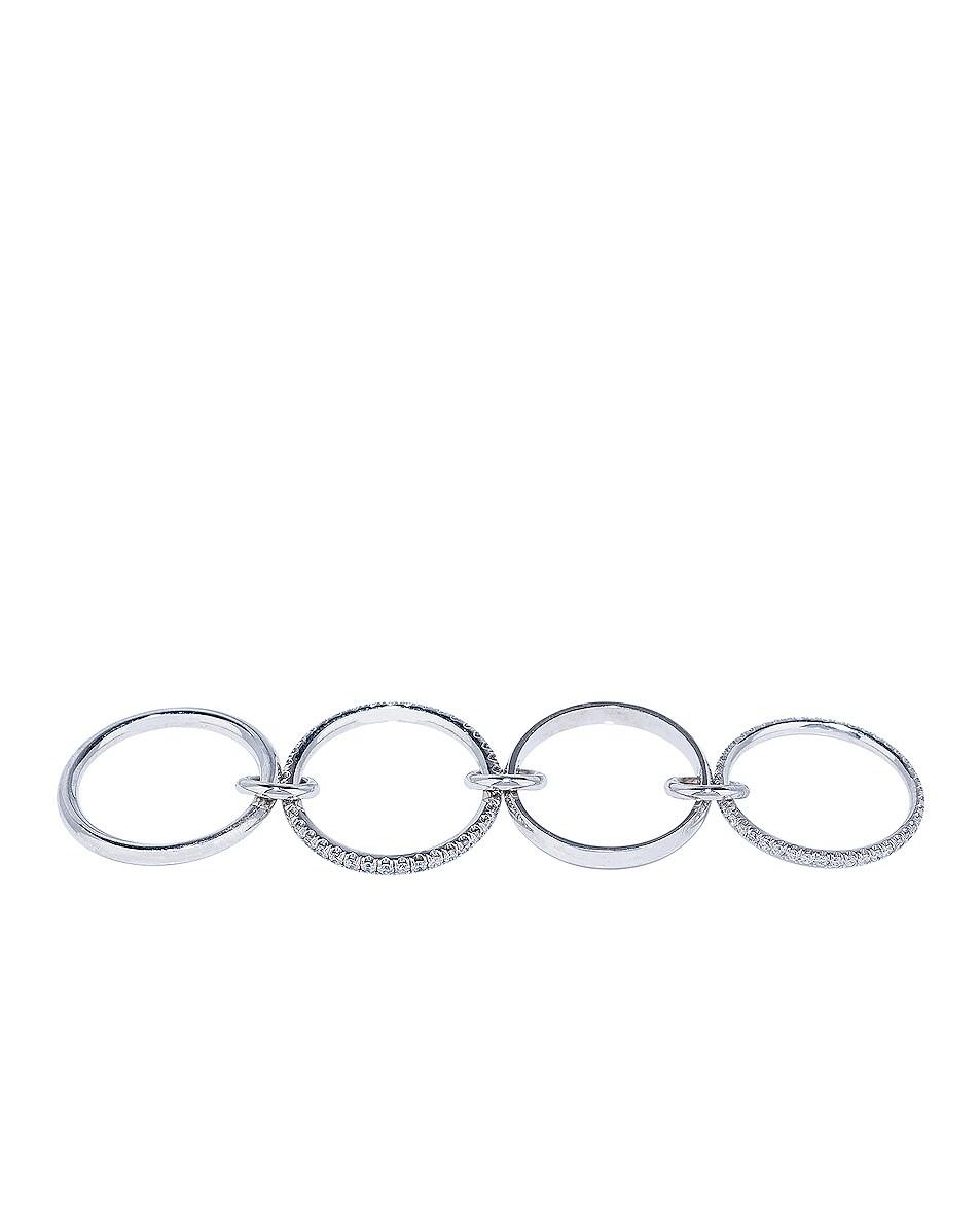 Image 4 of Spinelli Kilcollin Polaris WG Ring in 18K White Gold