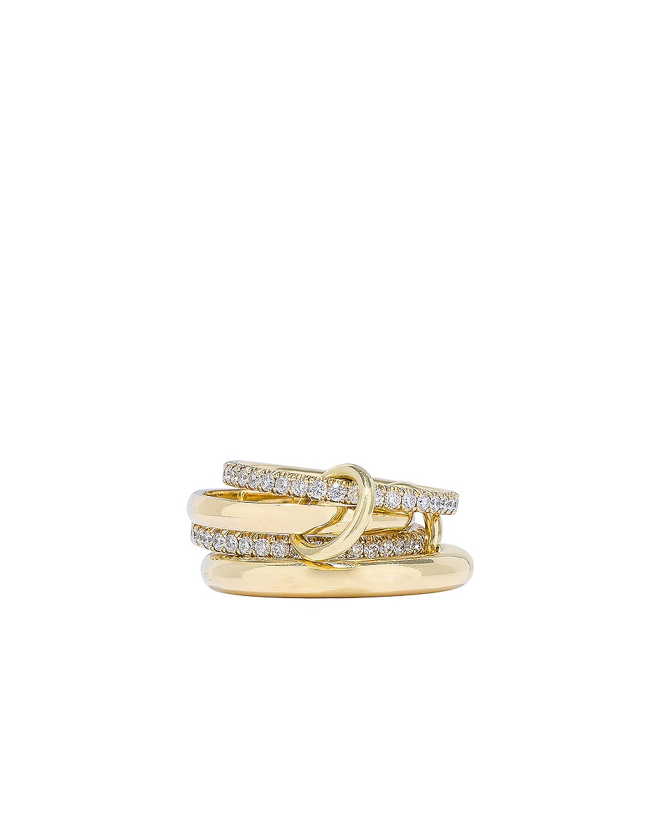 Image 2 of Spinelli Kilcollin Cancer YG Ring in 18K Yellow Gold