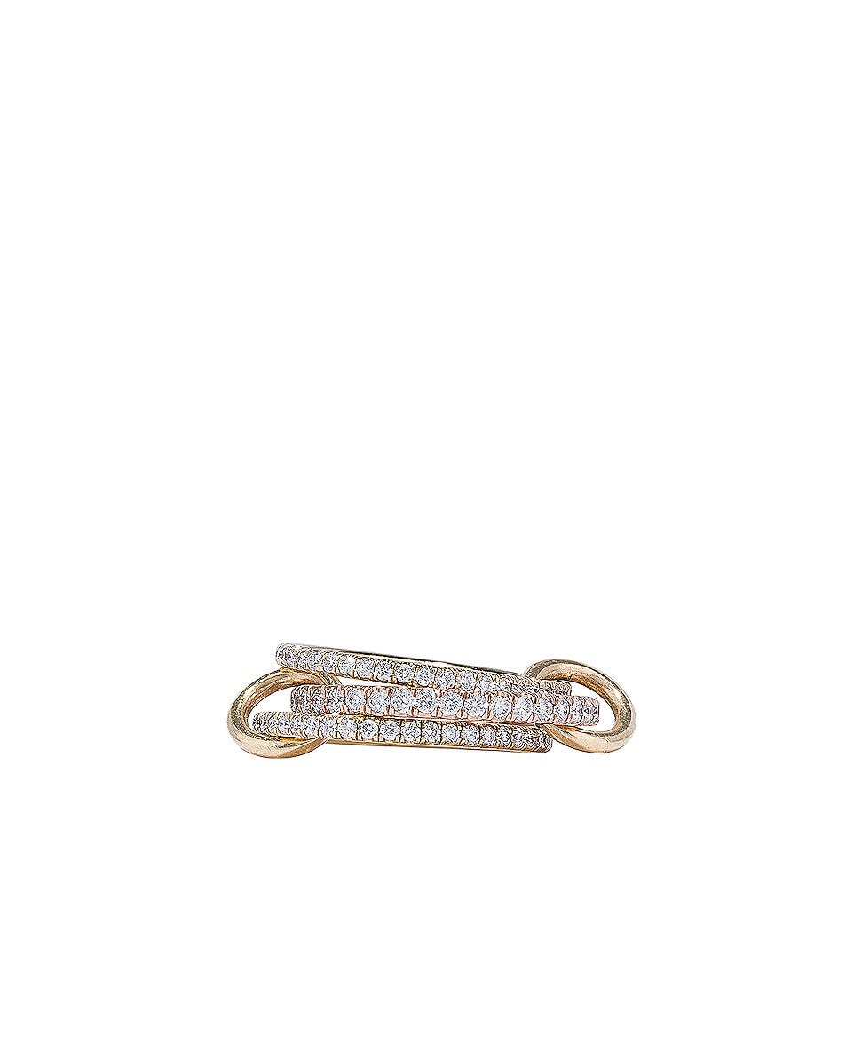 Image 1 of Spinelli Kilcollin Ursula Ring in 18K Yellow & 18K Rose Gold