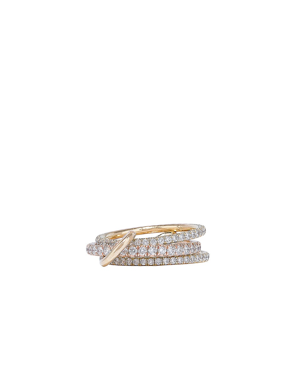 Image 2 of Spinelli Kilcollin Ursula Ring in 18K Yellow & 18K Rose Gold