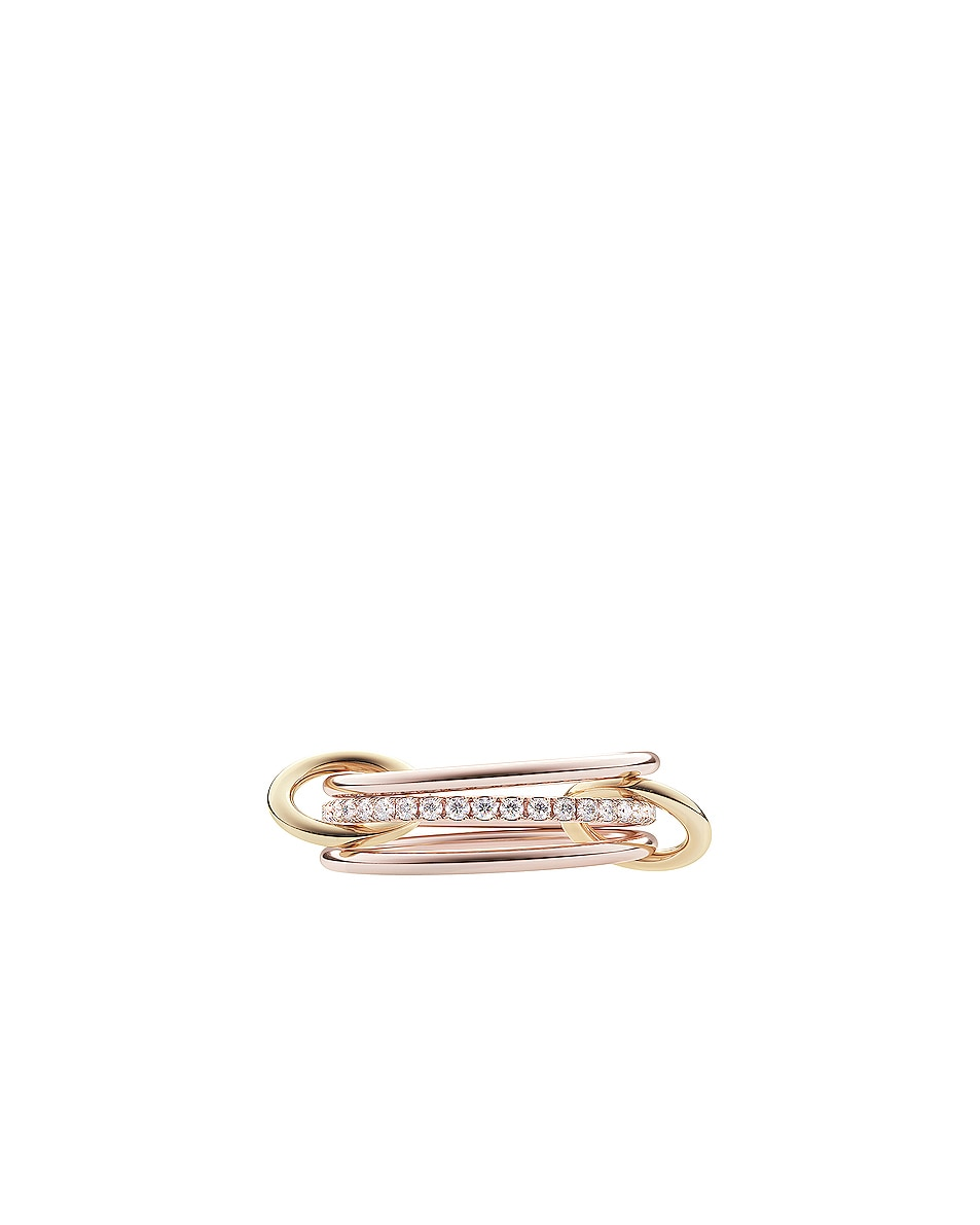 Image 1 of Spinelli Kilcollin Sonny Gold Ring in Gold