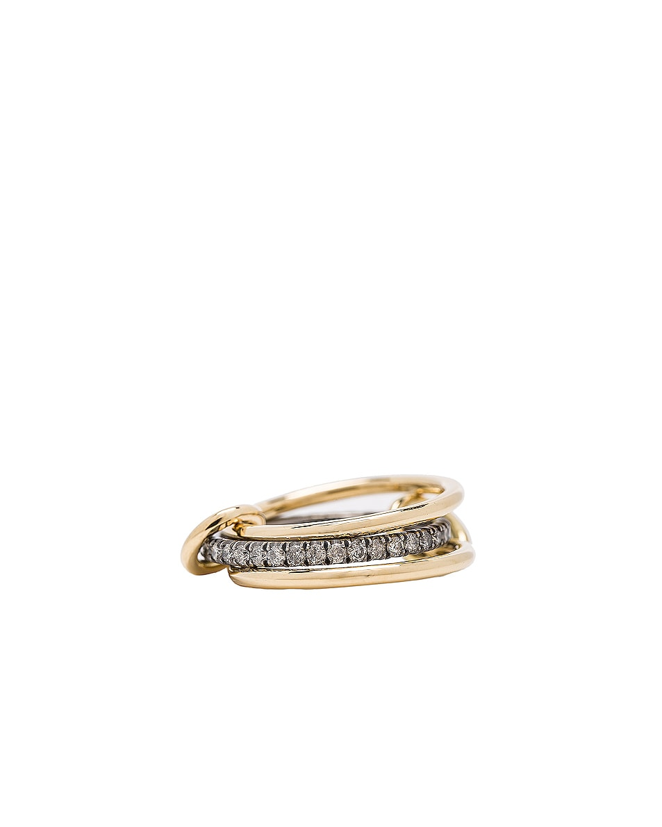 Image 4 of Spinelli Kilcollin Tigris Ring in 18K Yellow Gold