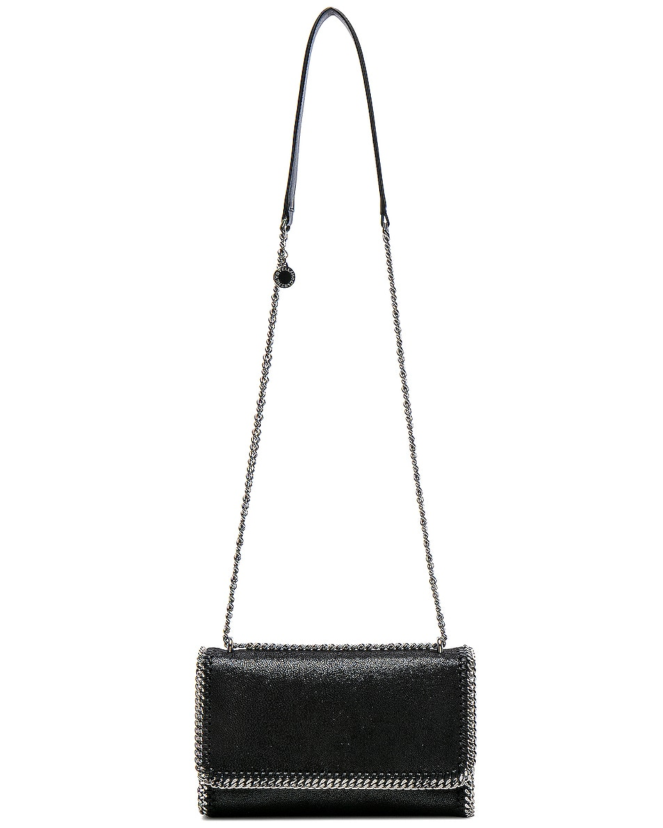 Image 6 of Stella McCartney Shoulder Bag in Black