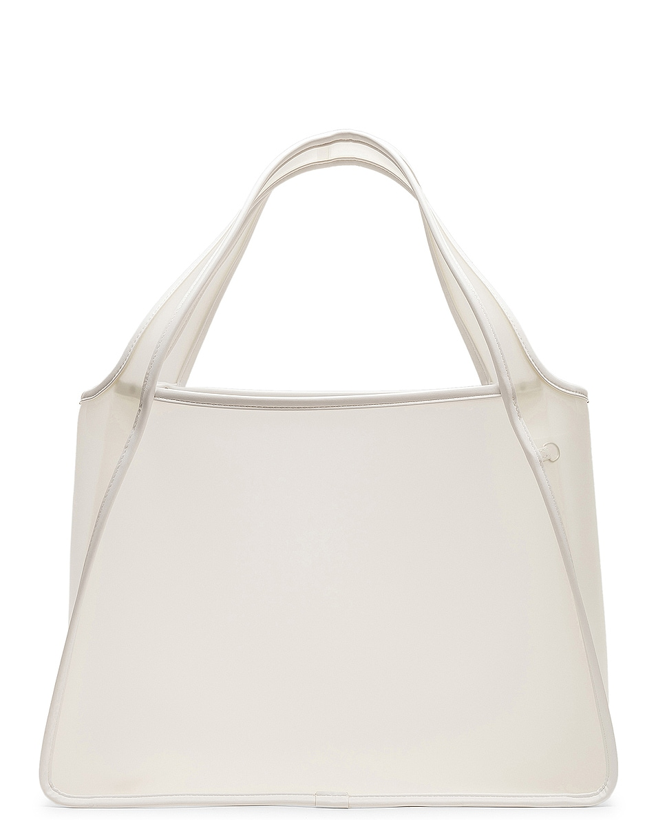 Image 3 of Stella McCartney Transparent Tote in Clear