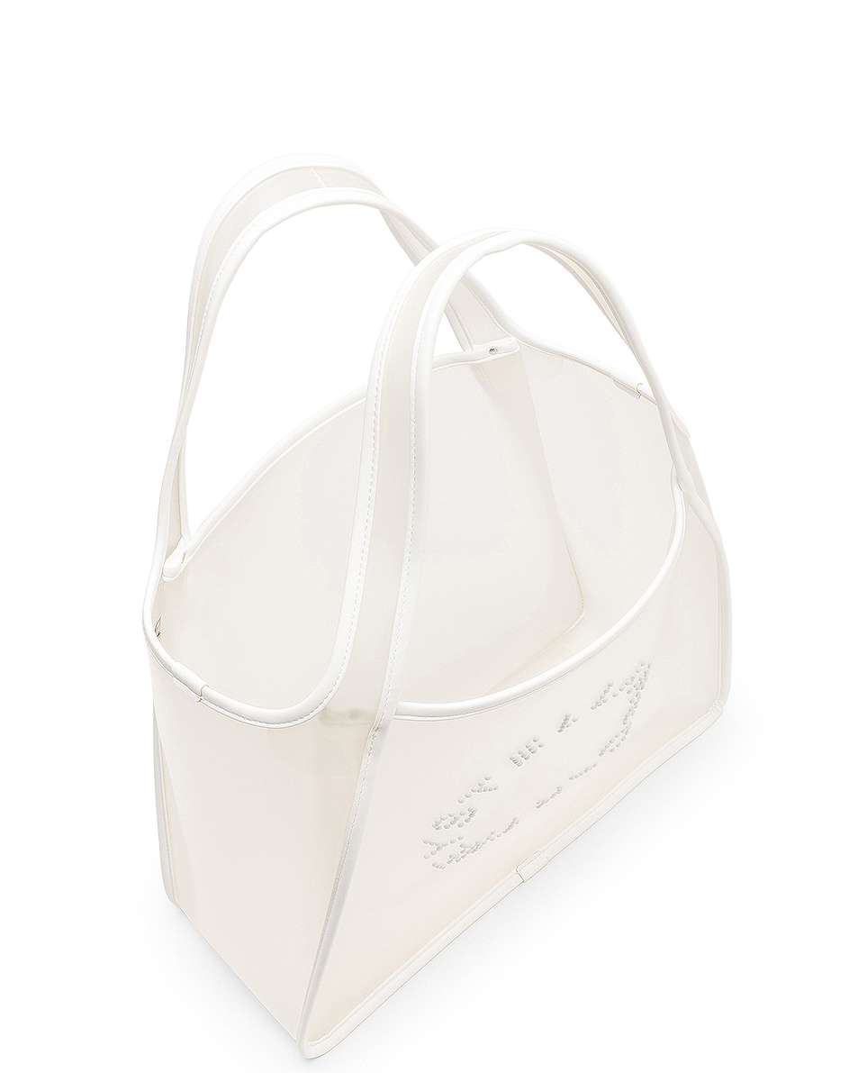 Image 5 of Stella McCartney Transparent Tote in Clear