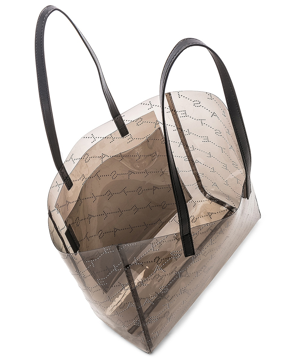 Image 4 of Stella McCartney Small Tote in Fumee