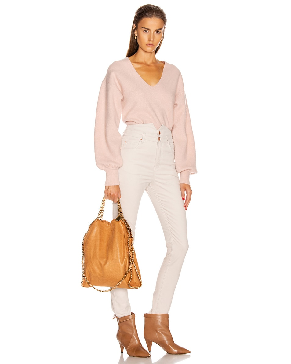 Image 2 of Stella McCartney 3 Chain Falabella Bag in Tan
