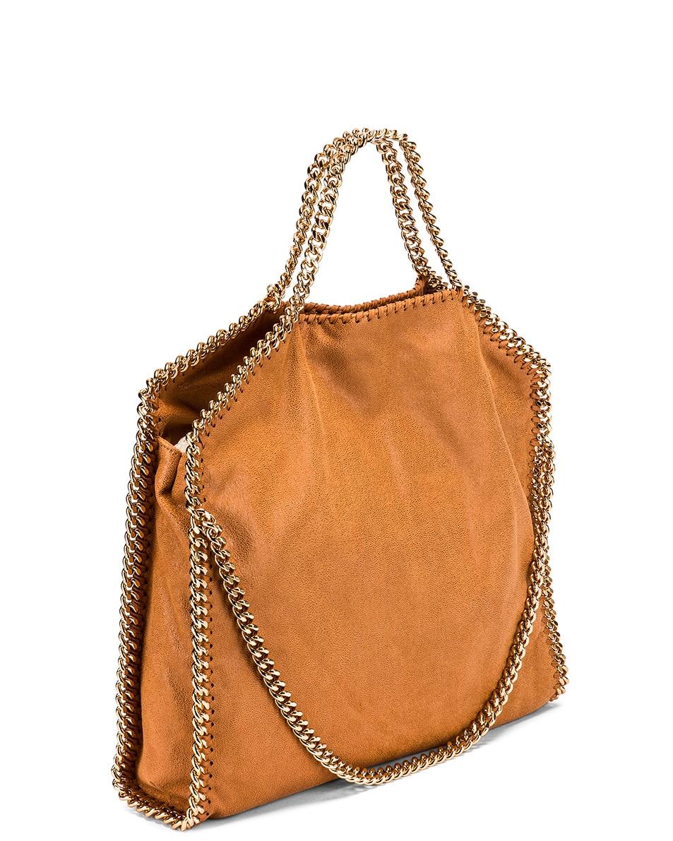 Image 4 of Stella McCartney 3 Chain Falabella Bag in Tan