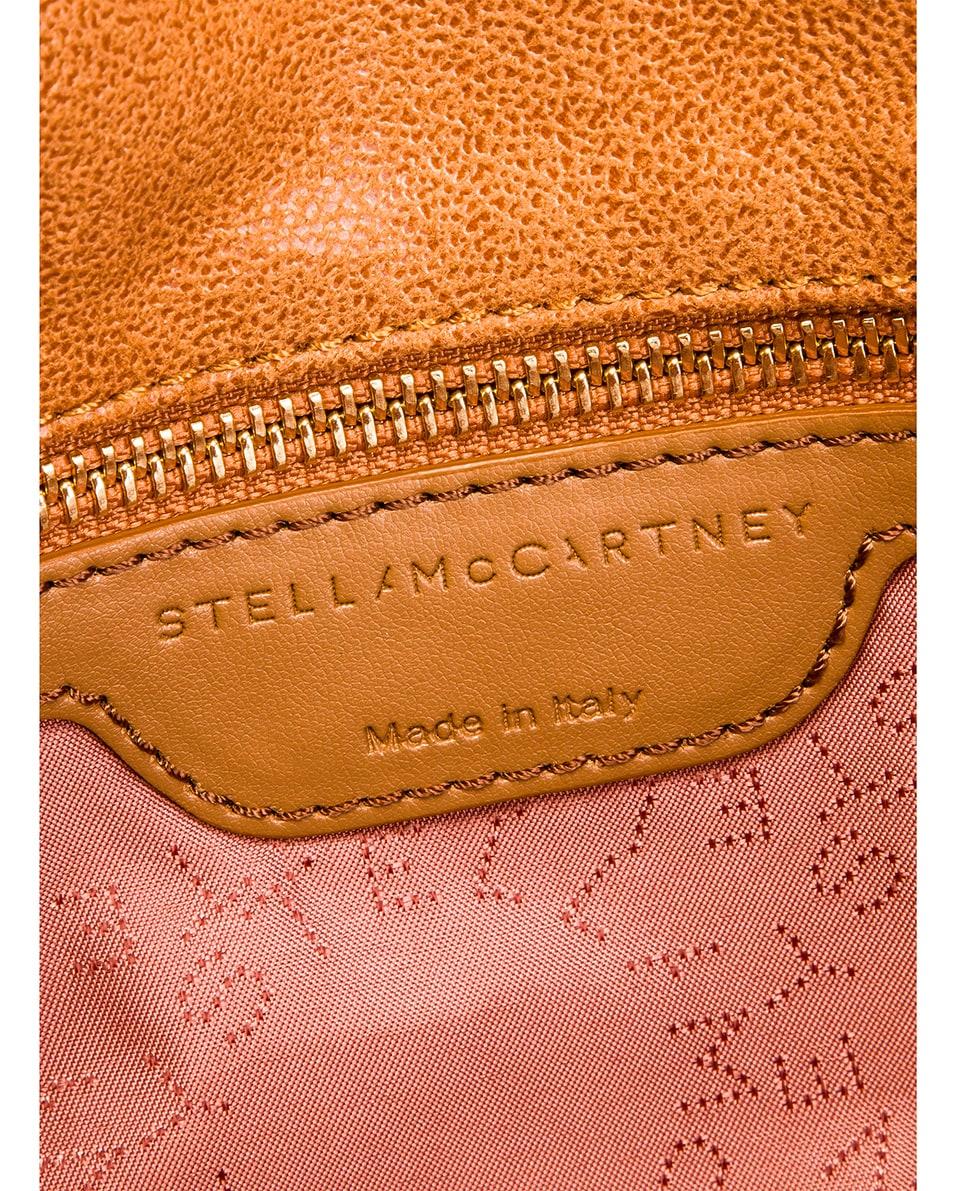 Image 7 of Stella McCartney 3 Chain Falabella Bag in Tan