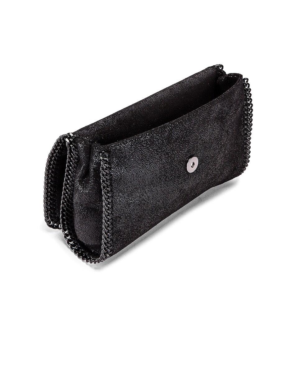 Image 4 of Stella McCartney Falabella Shoulder Chain Bag in Black