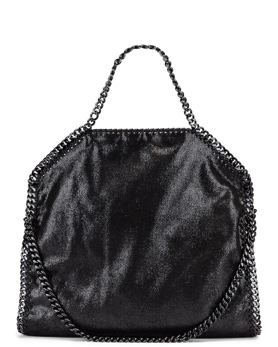 Image 1 of Stella McCartney Falabella Chain Bag in Black