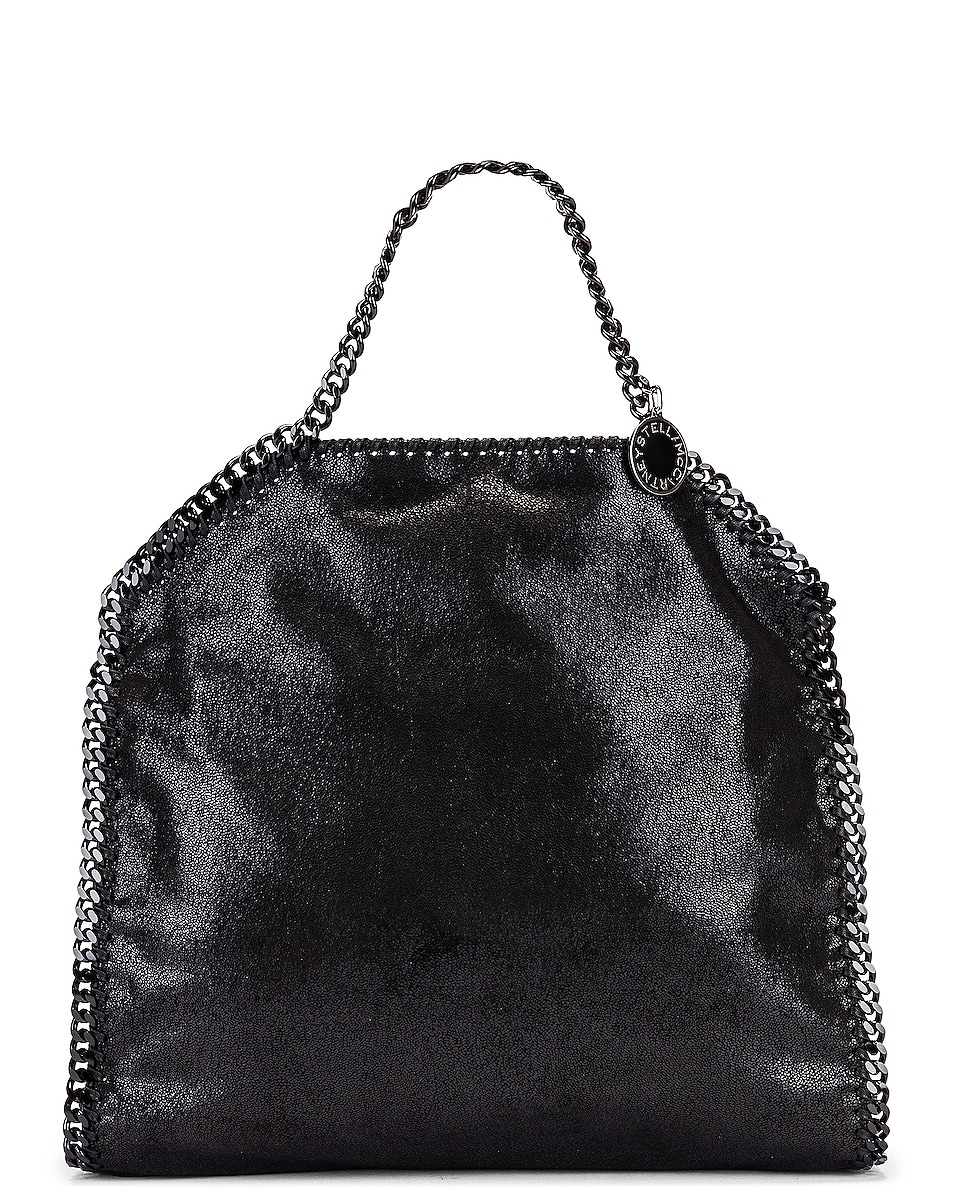 Image 3 of Stella McCartney Falabella Chain Bag in Black