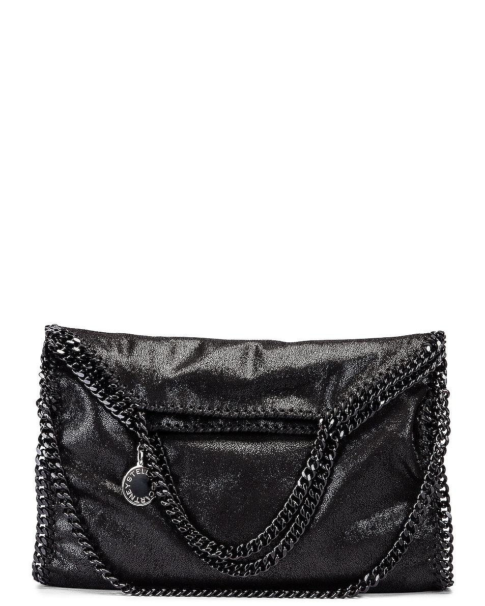 Image 6 of Stella McCartney Falabella Chain Bag in Black
