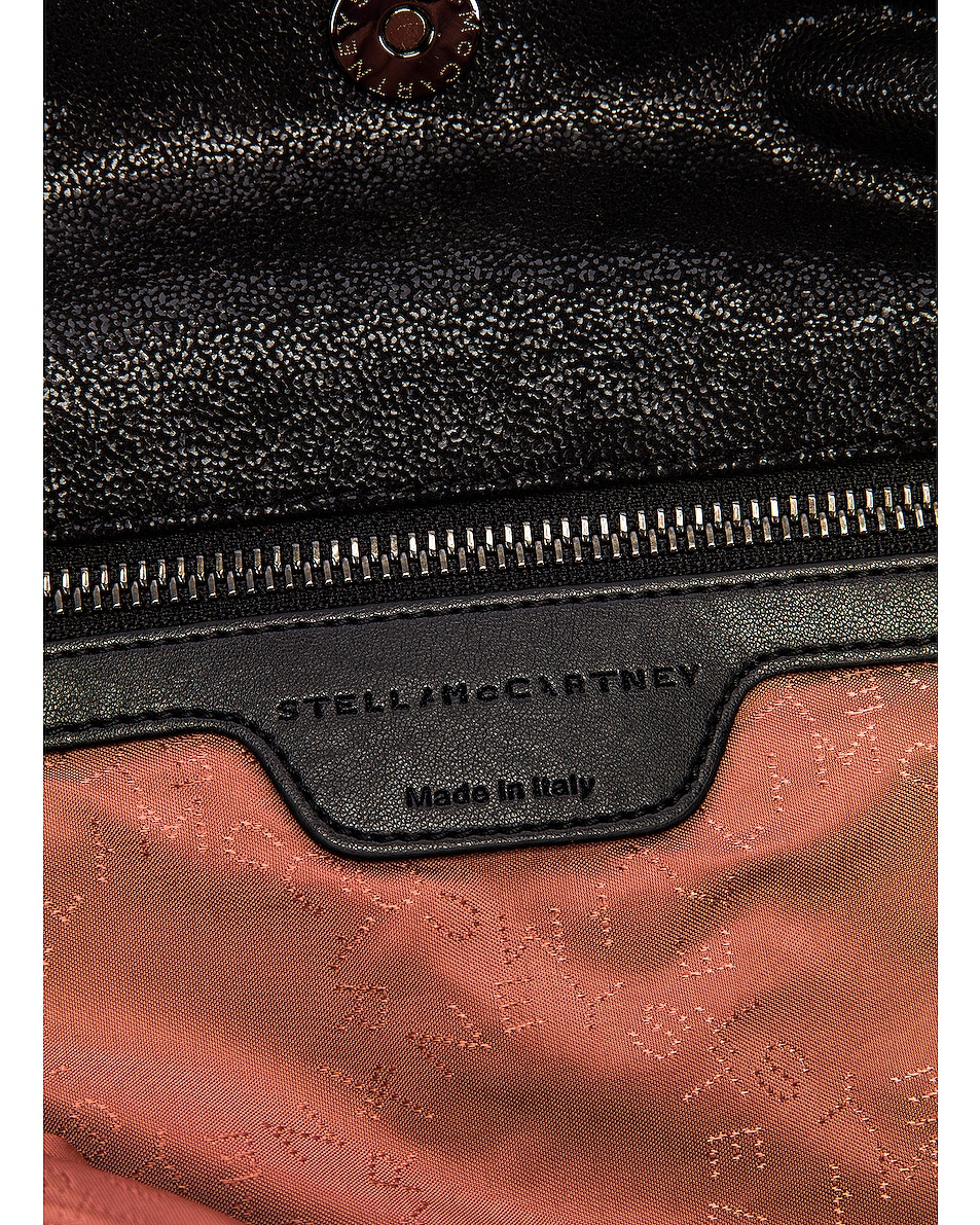 Image 7 of Stella McCartney Falabella Chain Bag in Black