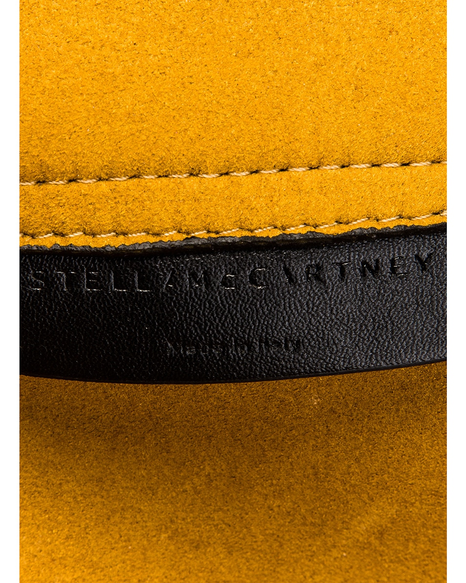 Image 7 of Stella McCartney Stella Crossbody Bag in Black