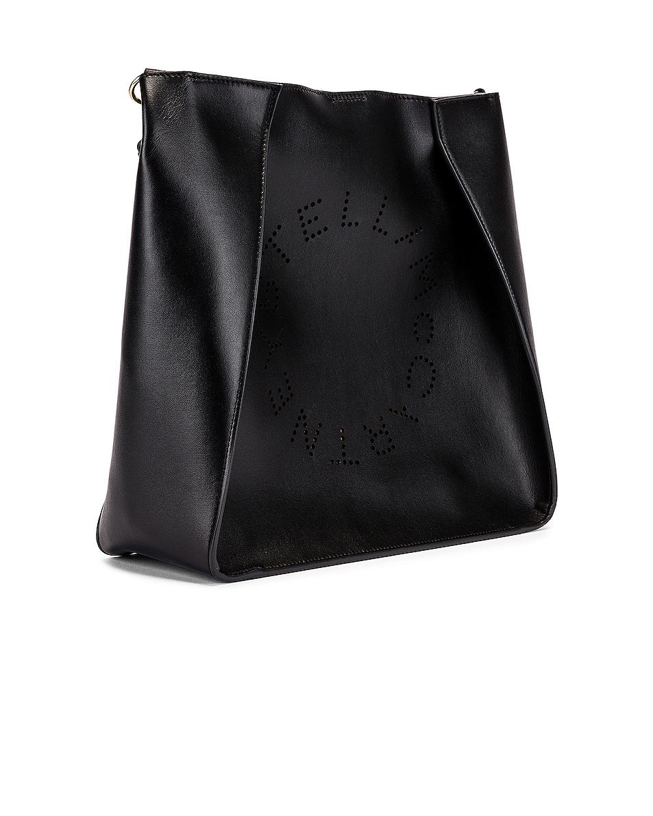 Image 4 of Stella McCartney Medium Crossbody Bag in Black