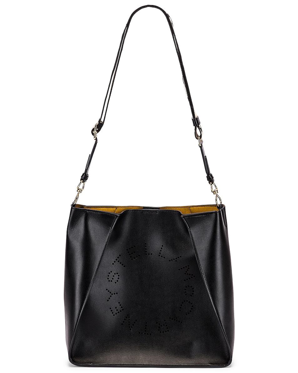 Image 6 of Stella McCartney Medium Crossbody Bag in Black