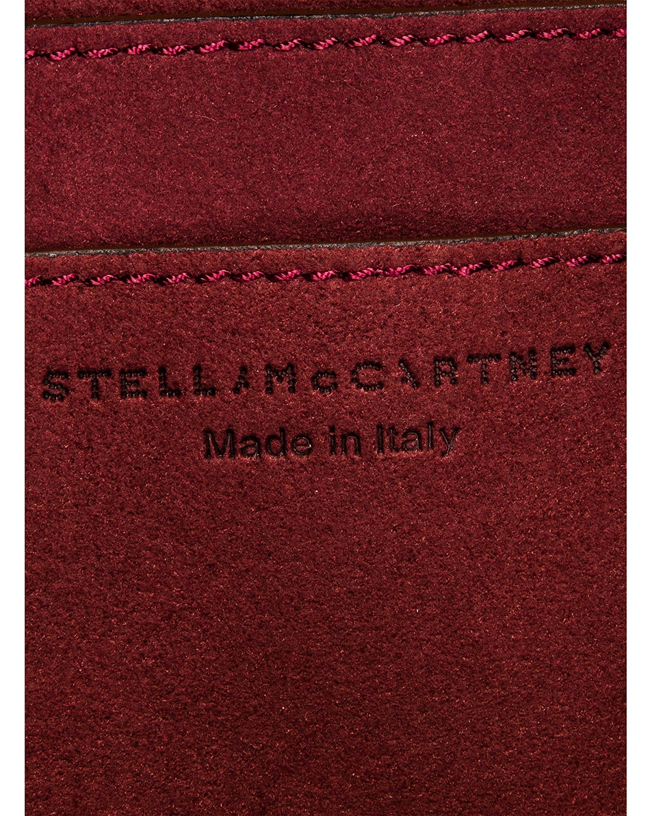 Image 7 of Stella McCartney Mini Crossbody Bag in Cinnamon