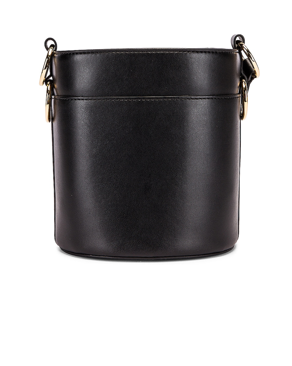 Image 3 of Stella McCartney Small Bucket Bag in Black