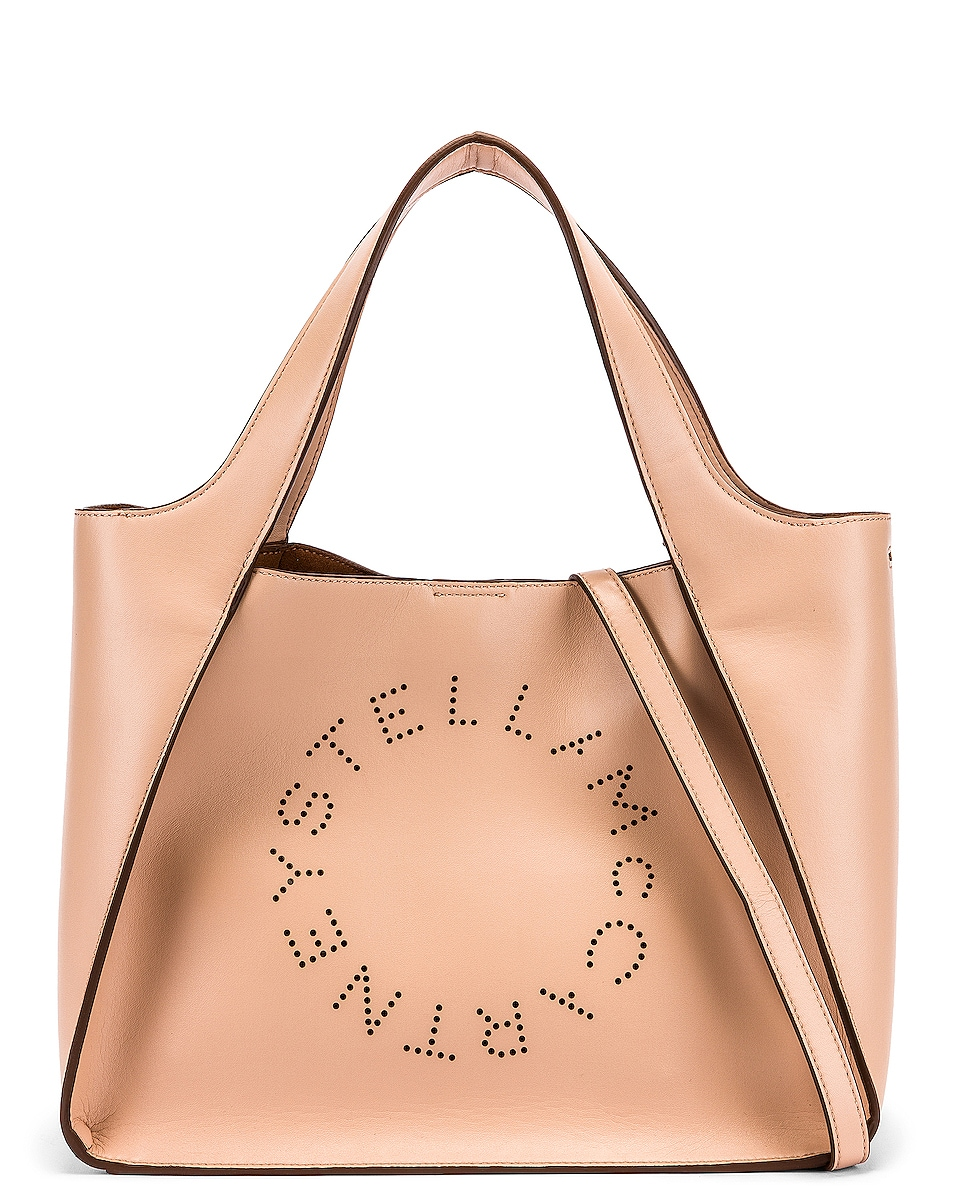 Image 1 of Stella McCartney Stella Crossbody Bag in Powder