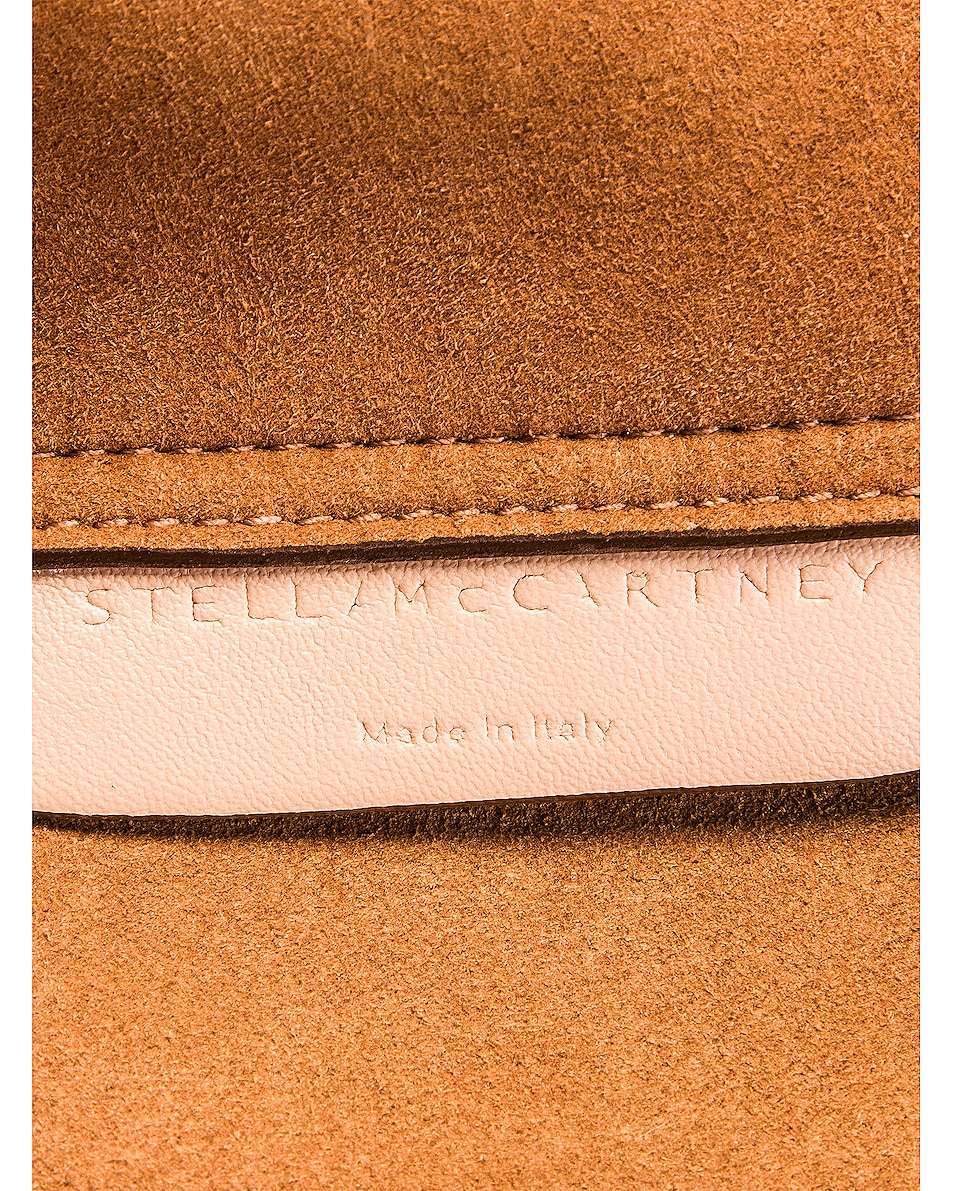 Image 7 of Stella McCartney Stella Crossbody Bag in Powder