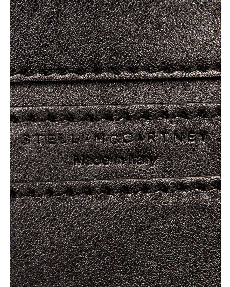 Image 6 of Stella McCartney Flap Canvas Belt Bag in Sand