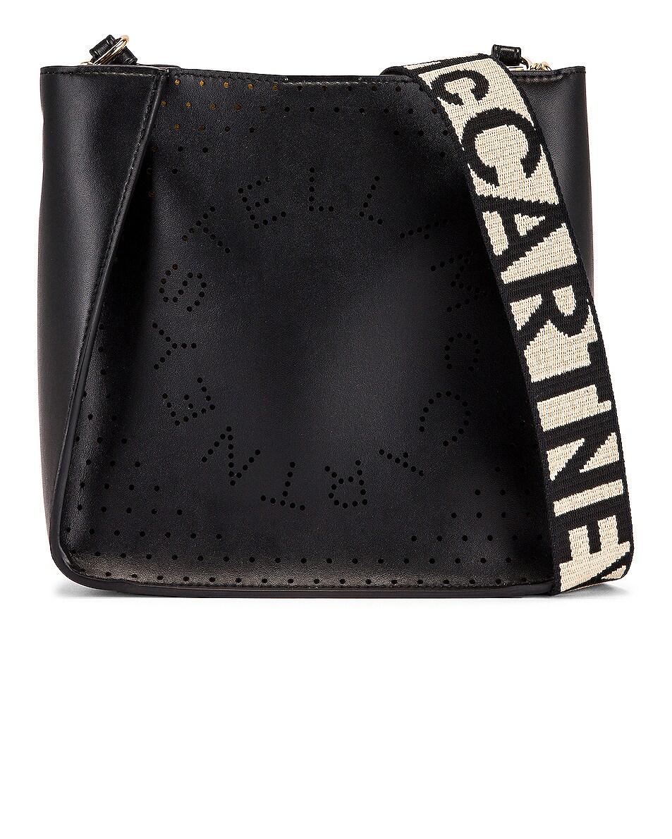 Image 1 of Stella McCartney Mini Crossbody Bag in Black