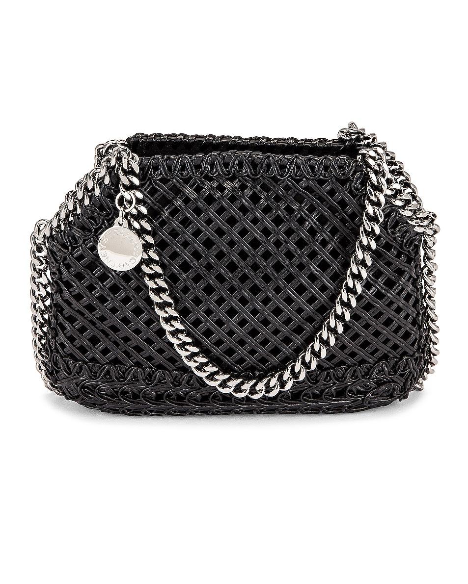 Image 1 of Stella McCartney Mini Shoulder Bag in Black
