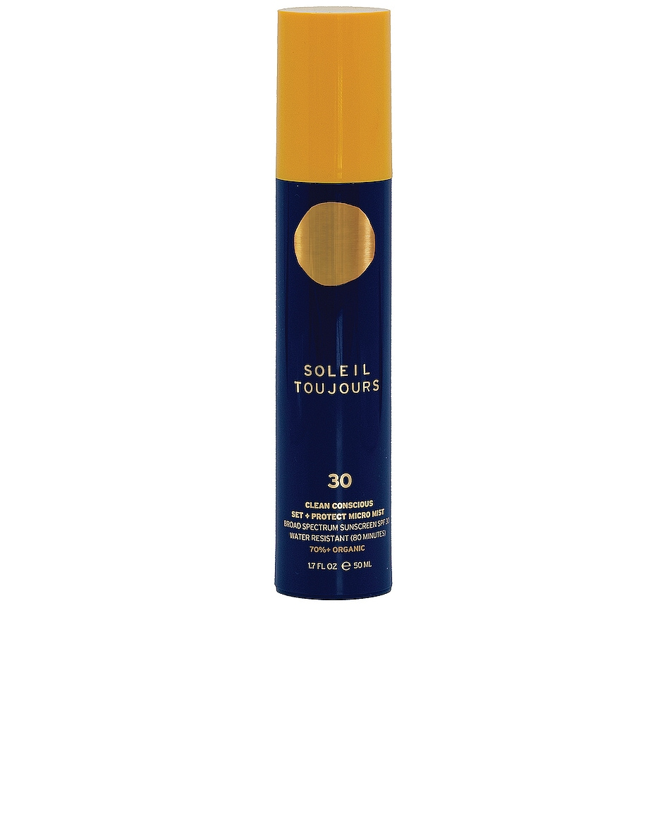 Image 1 of Soleil Toujours Clean Conscious Set + Protect Micro Mist SPF 30 in
