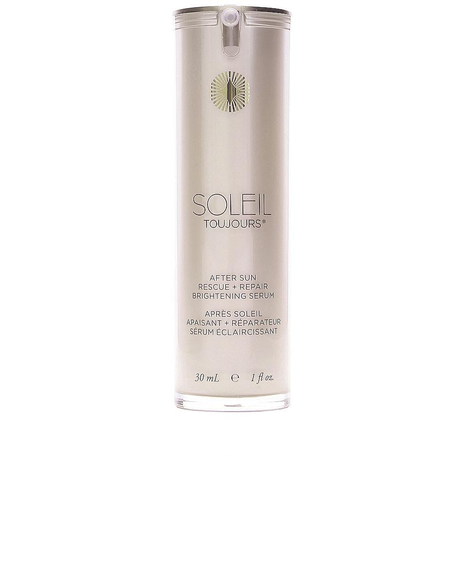 Image 1 of Soleil Toujours After Sun Rescue + Repair Brightening Serum in