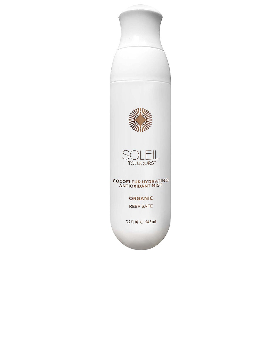 Image 1 of Soleil Toujours Organic CocoFleur Hydrating Antioxidant Mist in