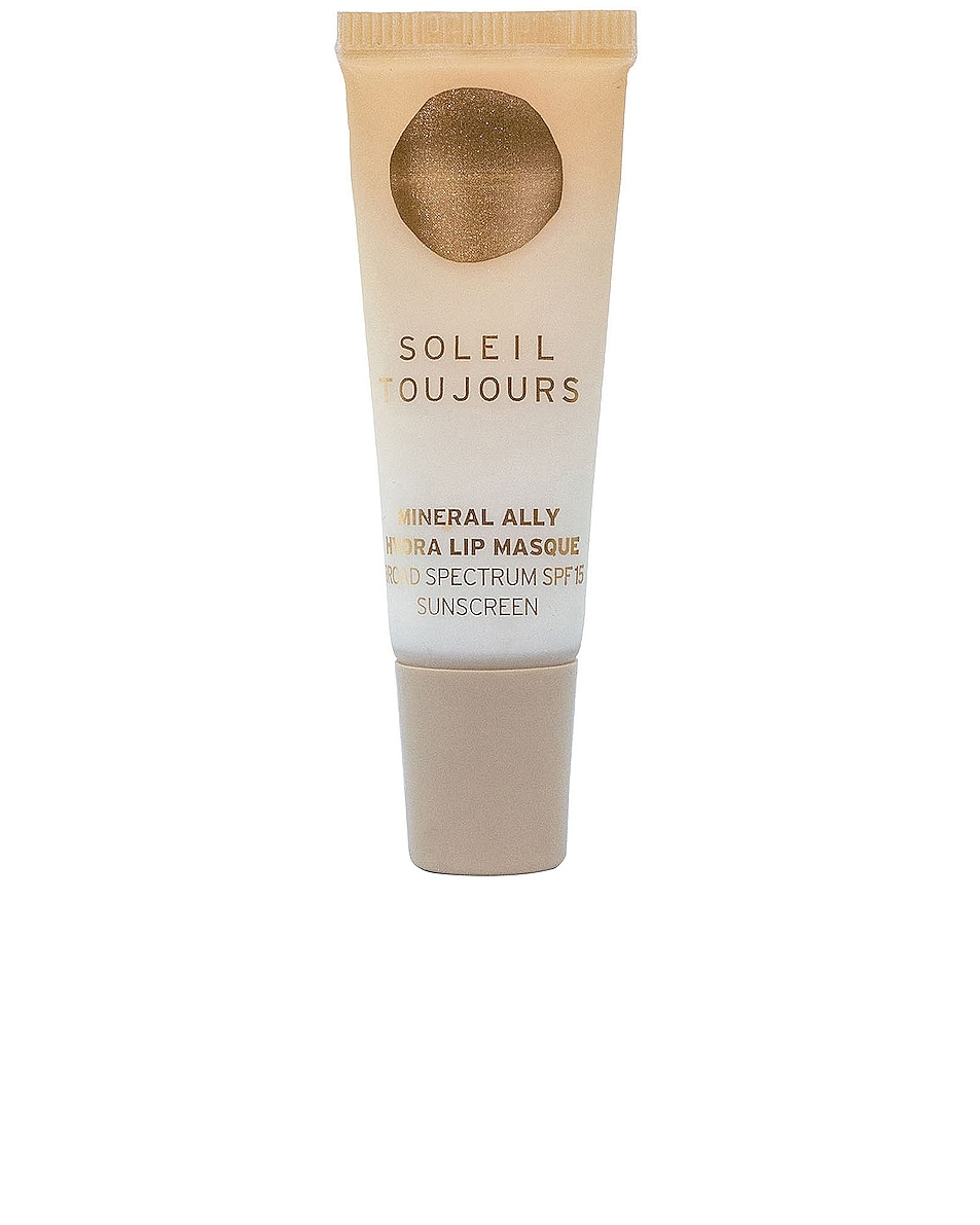 Image 1 of Soleil Toujours Hydra Volume Lip Masque SPF15 in Cloud Nine