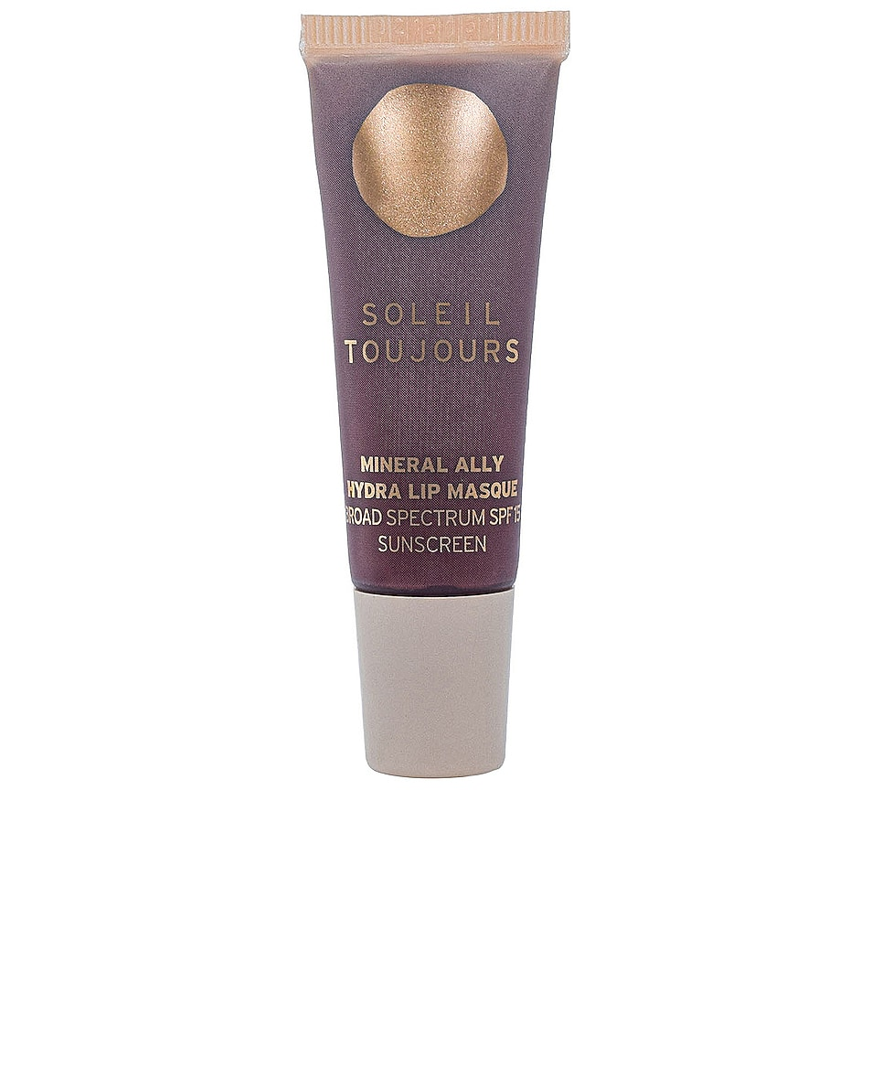 Image 1 of Soleil Toujours Hydra Volume Lip Masque SPF15 in Indochine