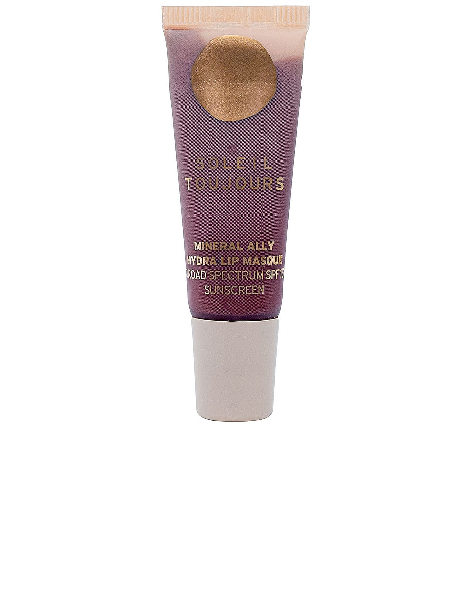 Image 1 of Soleil Toujours Hydra Volume Lip Masque SPF15 in Fontelina