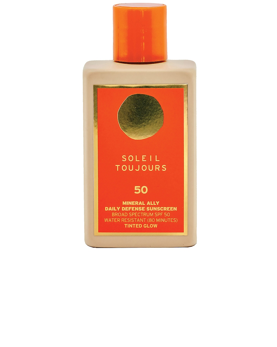 Image 1 of Soleil Toujours 100% Mineral Sunscreen Glow SPF 30 in