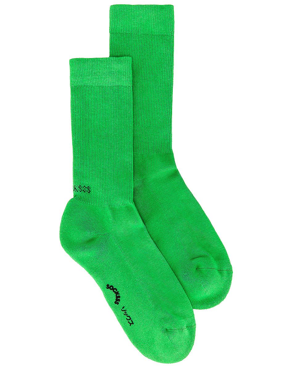 Image 1 of Socksss Apple Bottom Socks in Apple Bottom