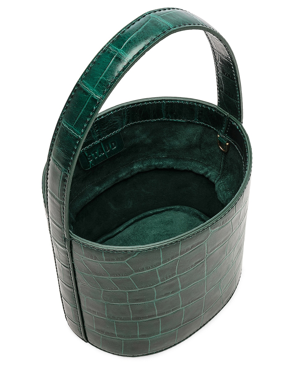 Image 5 of Staud Bissett Bag in Jade