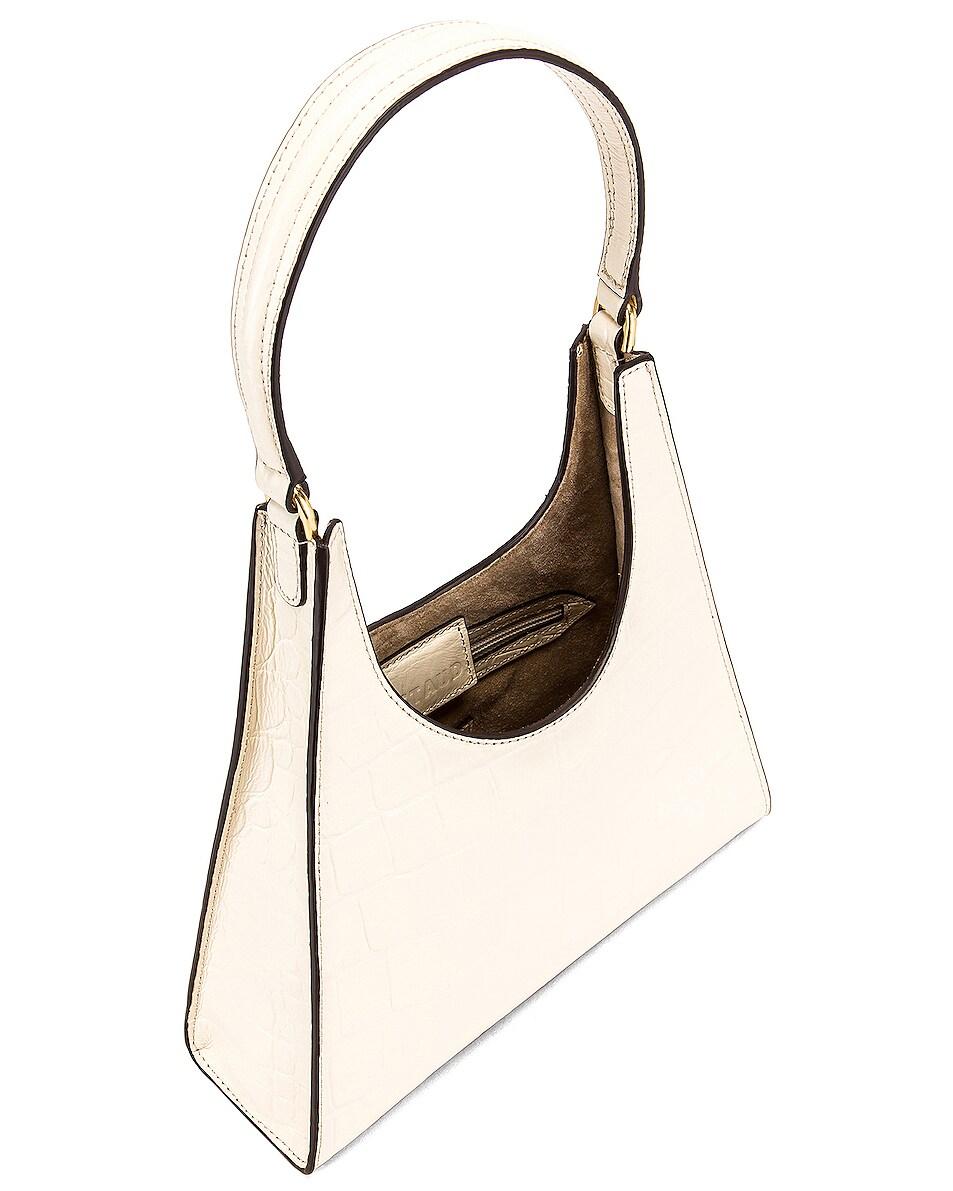 Image 5 of Staud Roy Bag in Cream