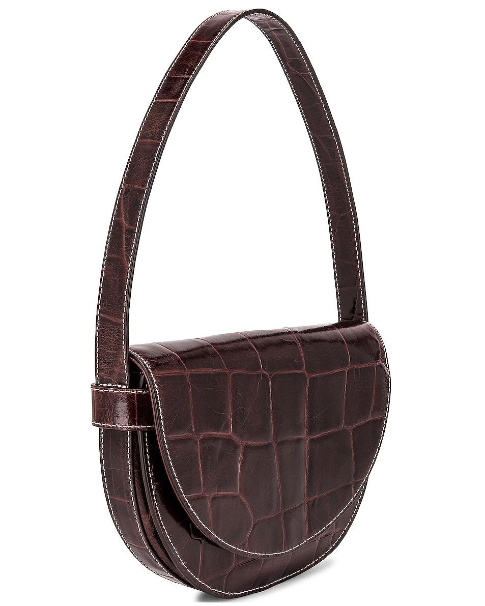 Image 4 of Staud Amal Bag in Chocolate